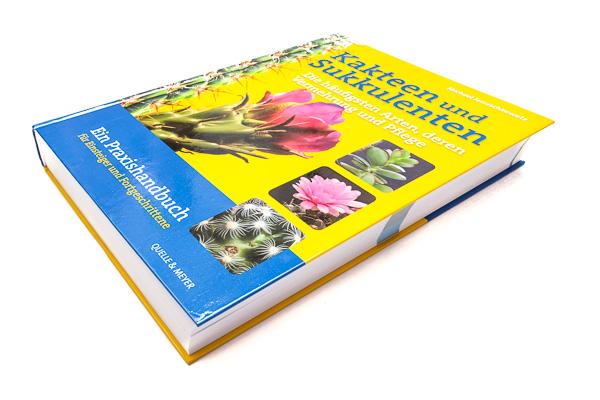 Buch Kakteen und Sukkulenten